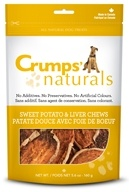 Crump Naturals - Sweet Potato and Liver Chews Dog Treats - 5.6 oz.