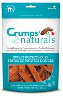 Crump Naturals - Sweet Potato Fries Dog Treats - 9.9 oz.