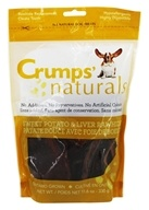 Crump Naturals - Sweet Potato and Liver Rawhide Dog Treats - 11.6 oz.