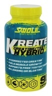 Swole fôlatre la nutrition - Kreate Creatine/Test Hybrid - 90 Capsules