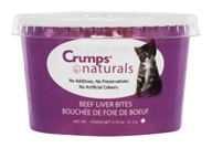 Crump Naturals - Beef Liver Bites Cat Treats - 0.76 oz.