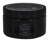 John Masters Organics - Sweet Body Scrub Raspberry & Orange - 4.8 oz.