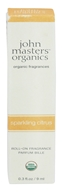 John Masters Organics - Organic Roll-On Fragrance Sparkling Citrus - 0.3 oz.
