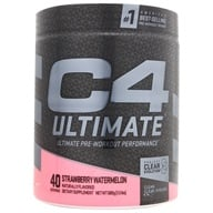 C4 Ultimate iD Series Pre-Workout 40 Servings Strawberry Watermelon - 760 Grams