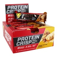 BSN - Syntha-6 Protein Crisp Bar Peanut Butter Crunch - 12 Bars