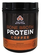 Ancient Nutrition - Bone Broth Protein Energizing Coffee - 20.9 oz.