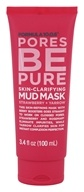Formula 10.0.6 - Pores be Pure Skin-Clarifying Mud Mask - 3.4 oz.