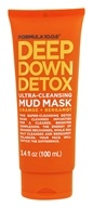 Formula 10.0.6 - Deep Down Detox Ultra-Cleansing Mud Mask - 3.4 oz.