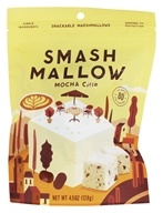 Smashmallow - Snackable Marshmallows Espresso Bean - 4.5 oz.