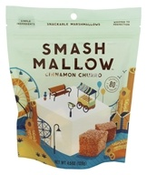 Smashmallow - Snackable Marshmallows Cinnamon Churro - 4.5 oz.