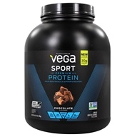 Vega Sports Plant Based Protein Powder Chocolate - 4 lbs.