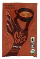 NibMor - Organic Drinking Chocolate Traditional - 1.05 oz.