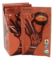 NibMor - Organic Drinking Chocolate Packets Traditional - 6 Count