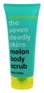 Anatomicals - The Seven Deadly Skins Body Scrub Melon - 6.6 oz.