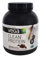Vega - Clean Plant-Based Protein Chocolate - 58.5 oz.