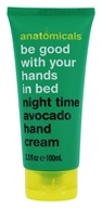 Anatomicals - Be Good With Your Hands In Bed Night Time Hand Cream Avocado - 3.3 oz.