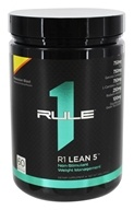 R1 Lean 5 Non-Stimulant Weight Management 60 Servings Hawaiian Blast - 336 Grams by Rule One Proteins