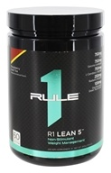 R1 Lean 5 Non-Stimulant Weight Management 60 Servings Raspberry Iced Tea - 300 Grams