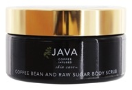 Java - Coffee Bean & Raw Sugar Body Scrub - 8 oz.