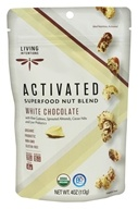 Living Intentions - Activated Superfood Nut Blend White Chocolate - 4 oz.
