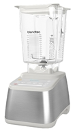 Blendtec - Designer 725 Blender with WildSide+ Jar D725C3231B2B-A1AP1D1 Stainless Steel on White