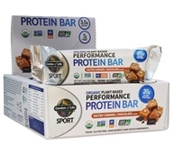 Garden of Life - Sport Organic Plant-Based Performance Protein Bars Sea Salt Caramel - 12 Bars