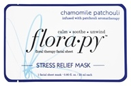 Florapy - Floral Therapy Facial Sheet Stress Relief Mask Chamomile Patchouli - 1 Sheet(s)