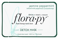Floral Therapy Facial Sheet Detox Mask Jasmine Peppermint - 1 Sheet(s)