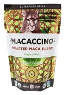 Macaccino - Superfood Coffee Alternative Roasted Maca Blend 30 Servings Magical Mint - 7.5 oz.