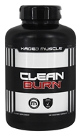 Kaged Muscle - Clean Burn - 180 Vegetable Capsule(s)