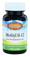 Carlson Labs - Methyl B12 - 120 Lozenges