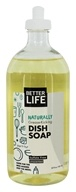 Better Life - Naturally Grease-Kicking Dish Soap Unscented - 22 oz.