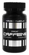 PurCaf Caffeine 200 mg. - 100 Vegetable Capsule(s) by Kaged Muscle