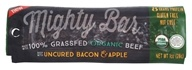 Organic Prairie - Mighty Bar Uncured Bacon & Apple - 1 oz.