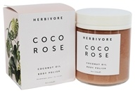 Herbivore Botanicals - Body Polish Coco Rose - 8 oz.