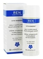 Ren - Vita Mineral Daily Supplement Moisturising Cream - 1.7 oz.