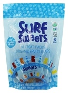 Surf Sweets - Organic Fruity Bears Assorted - 10 Pack(s)