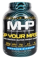 MHP - Up Your Mass Premium Series Cookies & Cream - 4.66 lbs.