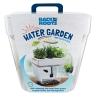Water Garden Self-Cleaning Fish Tank 2.0 - 3 Gallons