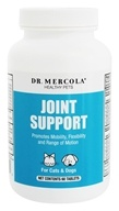 Dr. Mercola Premium Supplements - Joint Support for Cats & Dogs - 60 Tablets