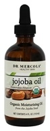 Dr. Mercola Premium Supplements - Organic Moisturizing Oil Jojoba Oil - 4 oz.