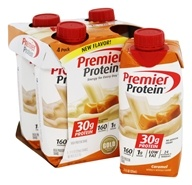 Premier Protein - High Protein Shake Caramel - 4 Pack