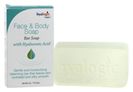 Hyalogic - Face & Body Bar Soap with Hyaluronic Acid - 4 oz.
