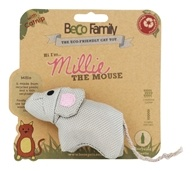 Beco Pets - Beco Family Millie The Mouse Cat Toy