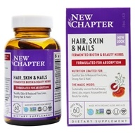New Chapter - Perfect Hair, Skin & Nails - 60 Vegetarian Capsules