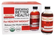 Organic I Love My Skinny Body Tea Chocolate with Cinnamon & Vanilla - 6 Pack by Teaonic