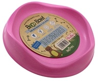 Beco Pets - Beco Bowl For Cats Pink