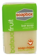 Soapbox Soaps - Bar Soap Bataua Fruit - 8 oz.