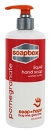 Soapbox Soaps - Liquid Hand Soap Pomegranate - 12 oz.