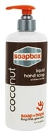 Soapbox Soaps - Liquid Hand Soap Coconut - 12 oz.
